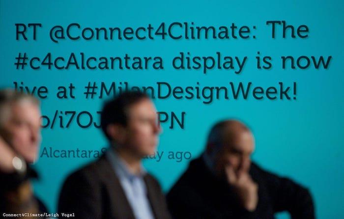 "Alcantara e C4C organizzano gli ""Alcantara Dialogues"""