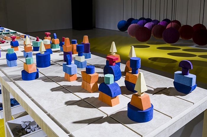 "Alcantara at MAXXI Project: ""Playful inter-action"""