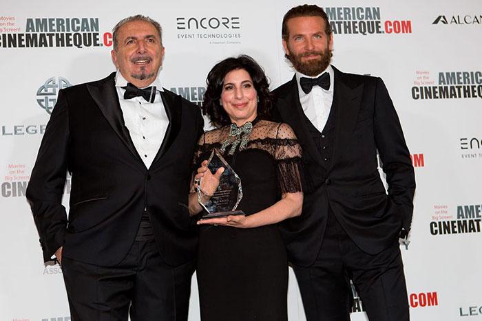 アルカンターラ® がロサンゼルスで現代イタリア映画を祝福 (cinema italiano-L-A)
