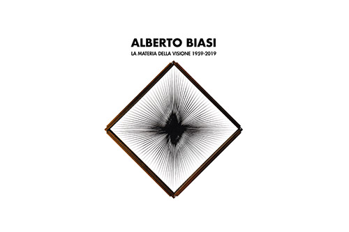 Alberto Biasi Exhibition at Venice Art Biennale. Alcantara and the Arts of our Time