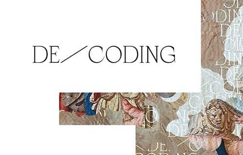 """""""De Coding. Alcantara nella Sala degli Arazzi"""" a Palazzo Reale"""