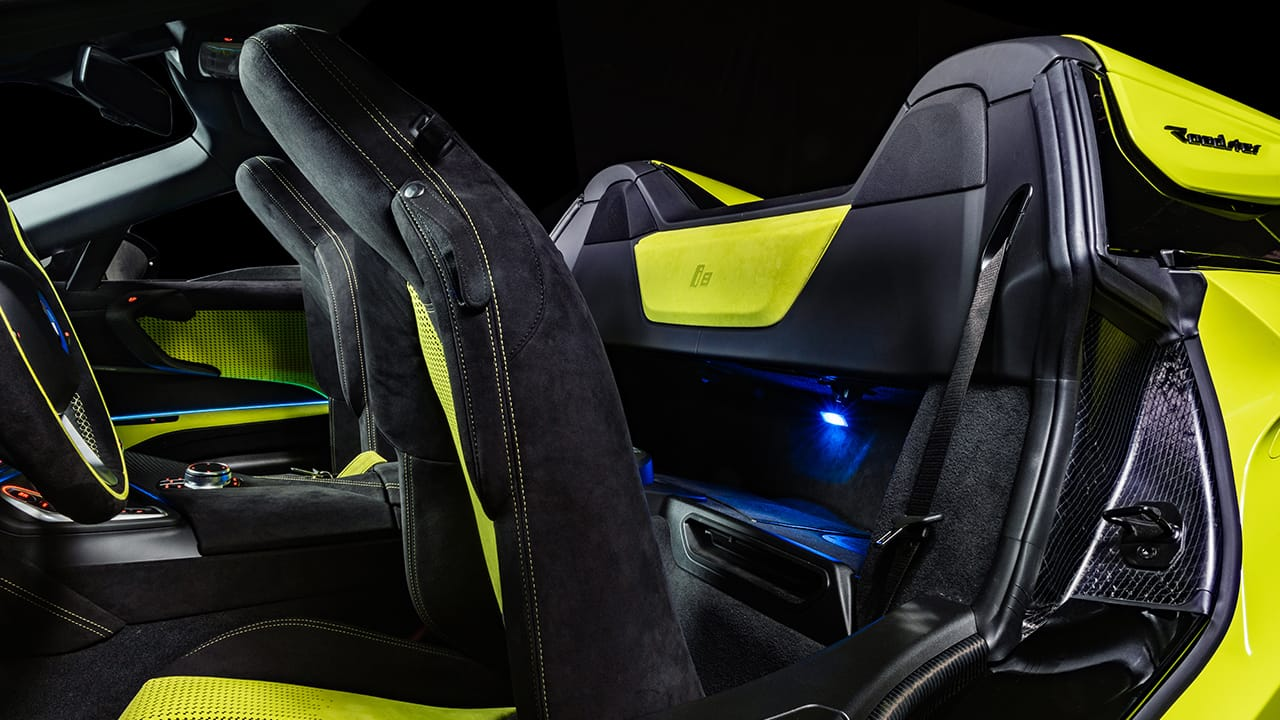 BMW i8 Roadster LimeLight Edition (1) -