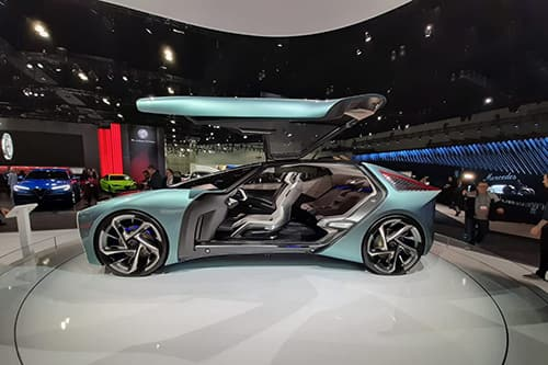 Los Angeles Auto Show 2019