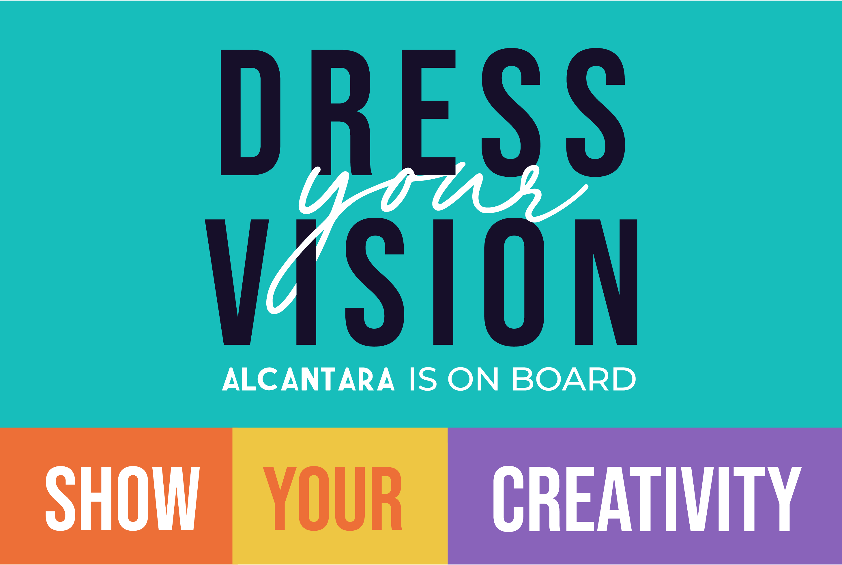 "ALCANTARA AND AUTO&DESIGN FOR THE ""DRESS YOUR VISION"" CONTEST"