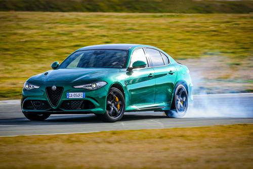 Alcantara dresses the interiors of the Alfa Romeo Giulia and Stelvio Quadrifoglio MY2020