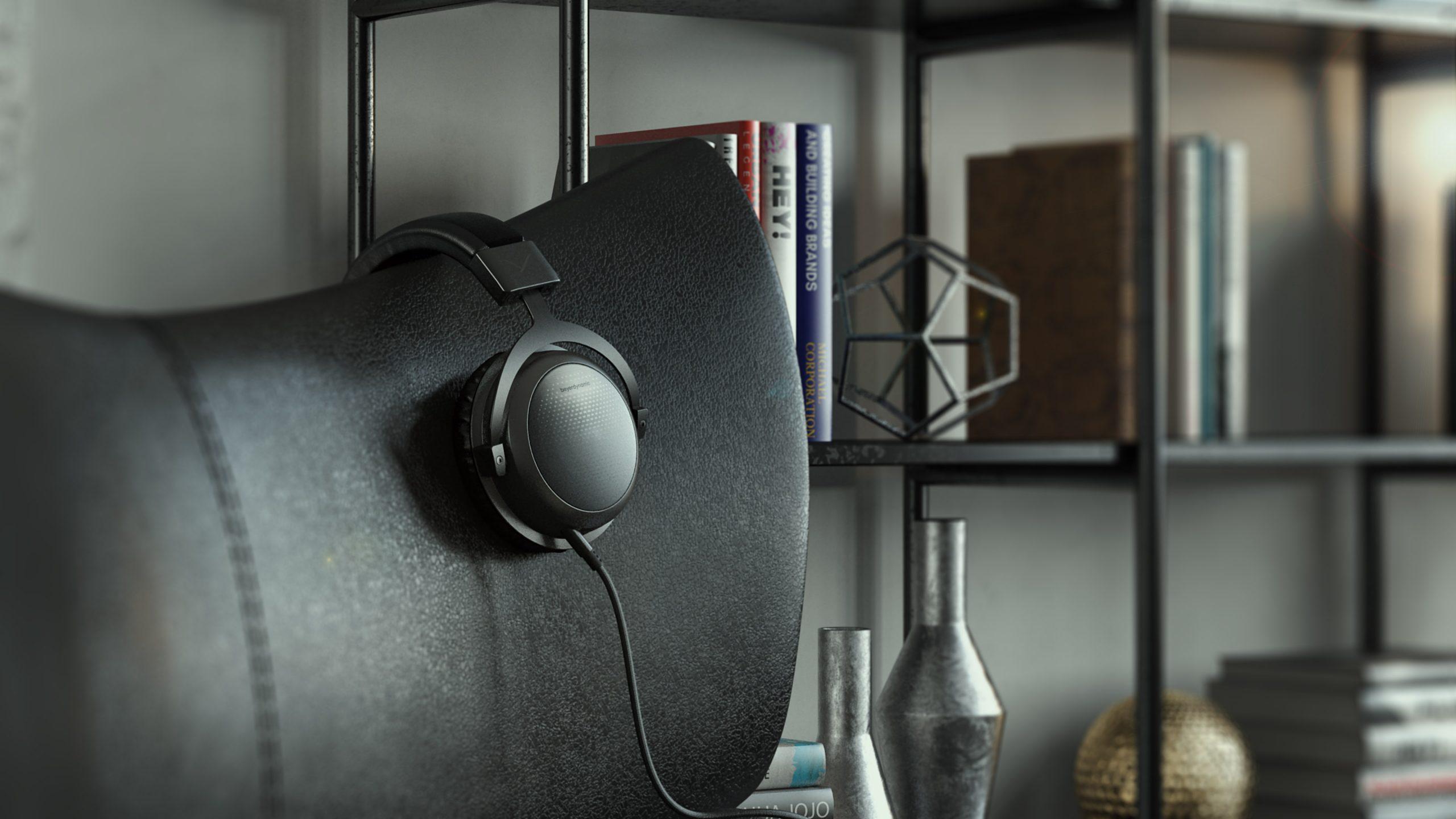 New beyerdynamic headphones