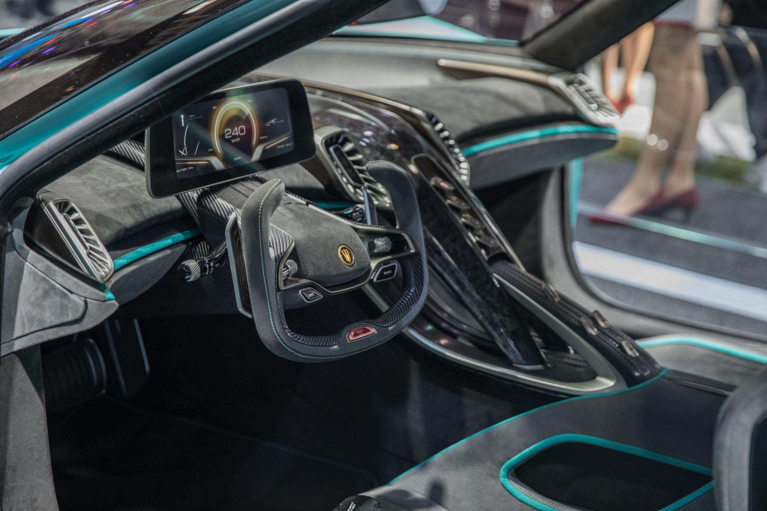 Alcantara @ 2020 Beijing Auto Show