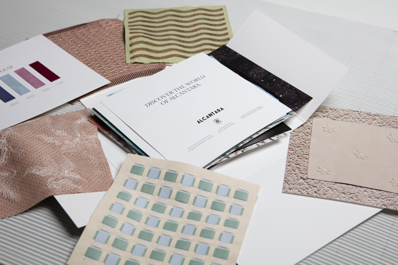Alcantara presents the new Spring/Summer Fashion Collection