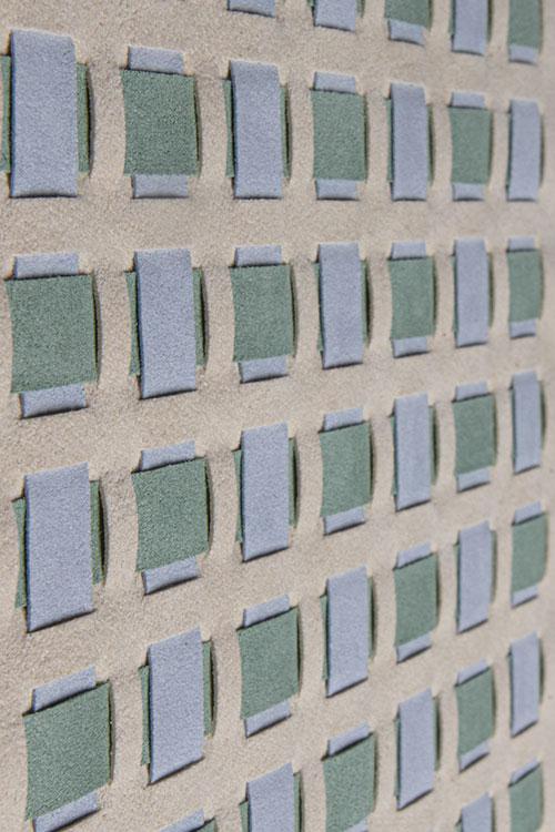 Alcantara collection spring summer 2022 alcantara texture interlecement